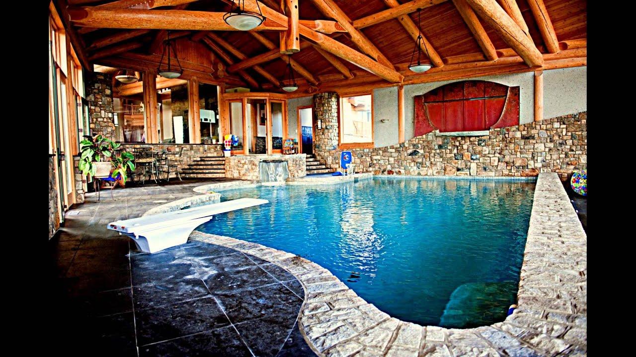 lake country log homes 2009 ltd - youtube