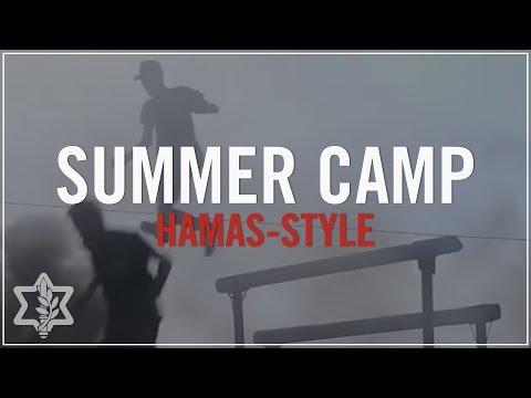 Hamas's Terror Summer Camp
