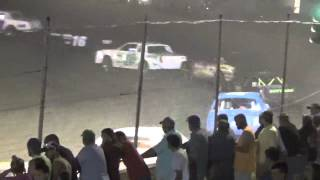 Boothill Speedway King of the hill factory stock A feature 10,000 to win