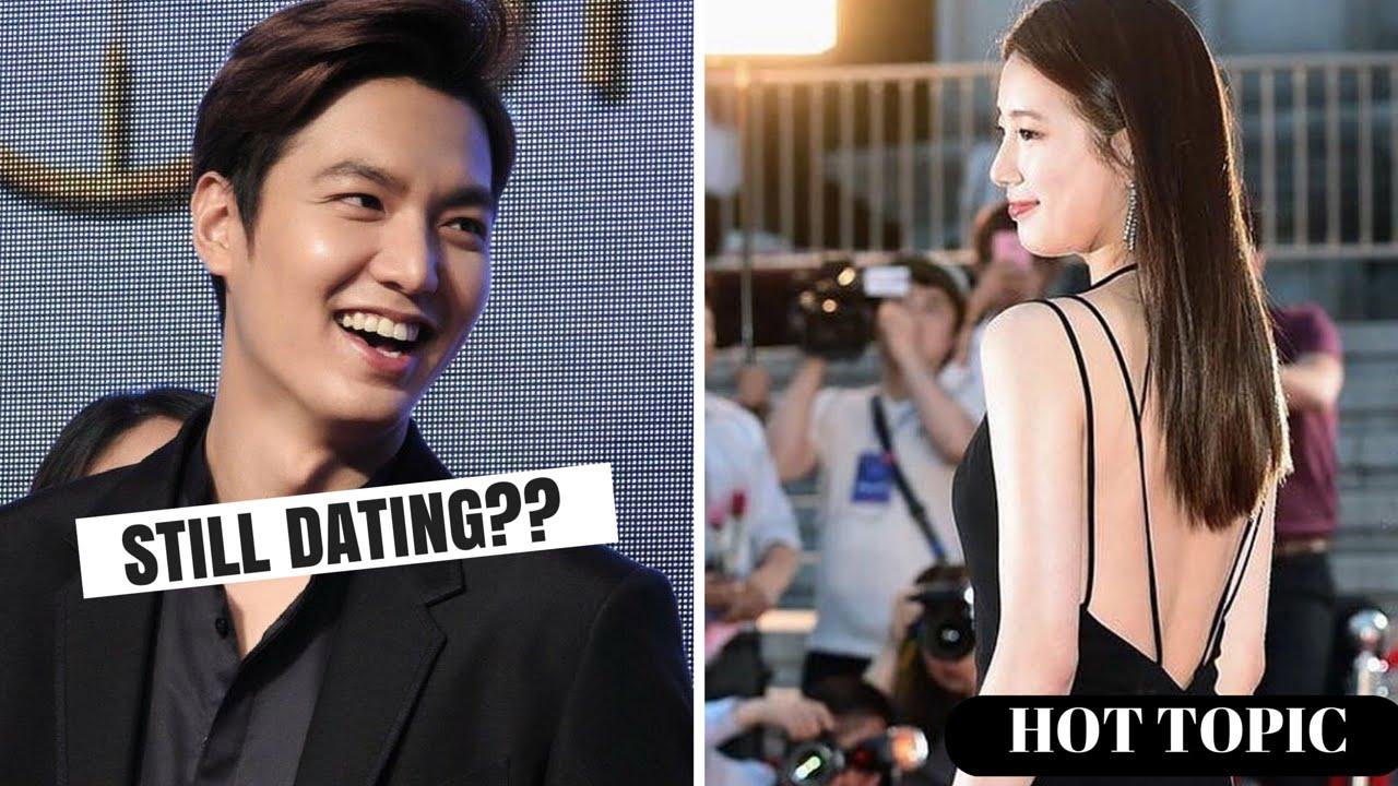 lee min ho admits dating suzy