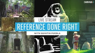 Chimirus - Reference Done Right Live Stream