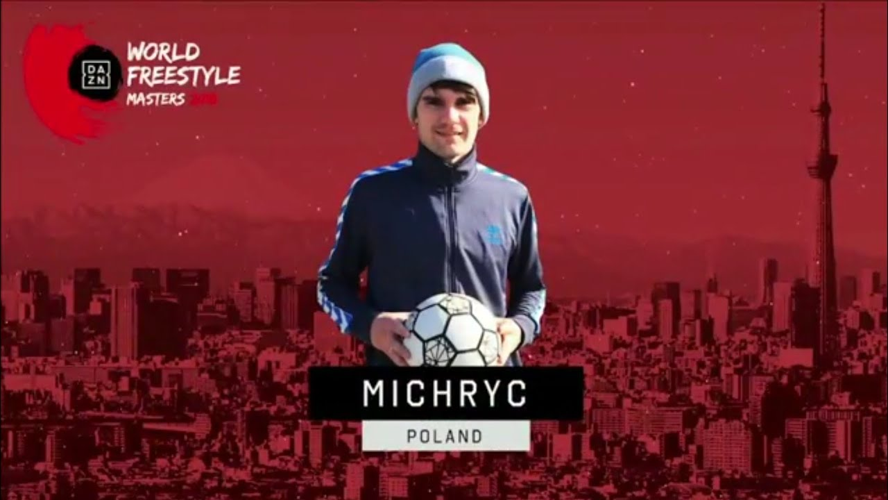 Michryc Vs Ricardinho| Final - World Freestyle Masters 2018