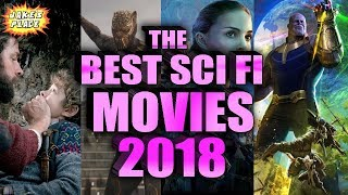 THE BEST SCIENCE FICTION MOVIES 2018