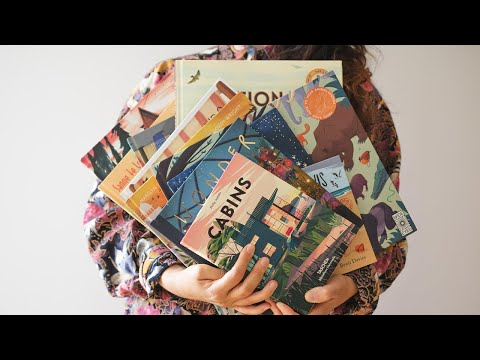 MY ILLUSTRATED ART BOOKS Collection   My Favorite Illustrators & Picture Books (Recommendations)
