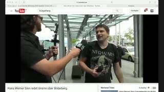 Oliver Janich & Tilman Knechtel (Bilderberg 2016) Speakers' Corner LIVE