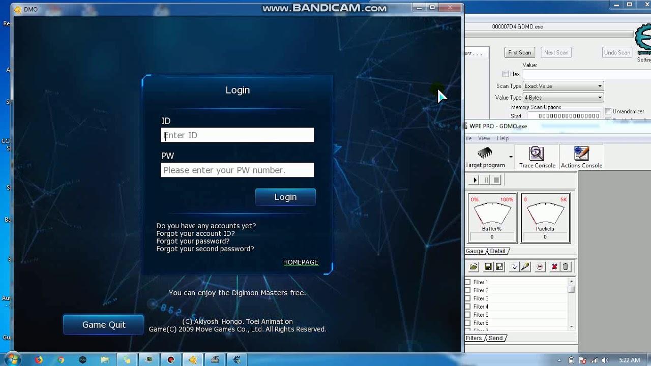 Xigncode Macro