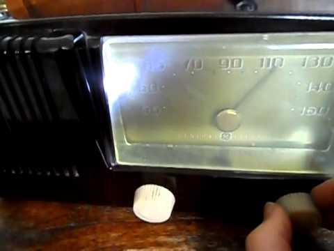 GENERAL ELECTRIC MODELO 124