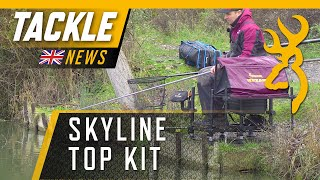 Skyline Top Kits - Pole Fishing Innovation from Browning