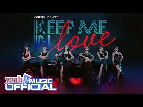 KEEP ME IN LOVE