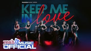 MV Keep Me In Love - Hồ Ngọc Hà vs Team The Face