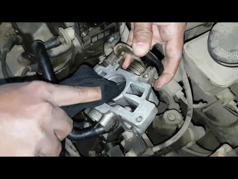 How To Clean Engine Throttle Body | Electronic Throttle Body | Repair and Adjustment