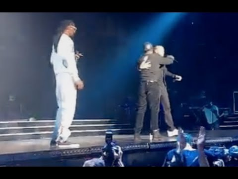 P Diddy Ends Bad Boy Death Row Beef At Concert Says Dr Dre And Snoop Dog Were His Heros
