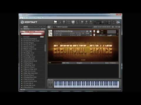 Free Fall - free Kontakt 5 instrument by Soundethers