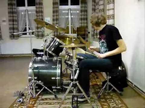 Drum Cover  Die Ärzte - Geisterhaus