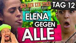 Dschungelcamp 2020: Elena RASTET AUS! Tag 12