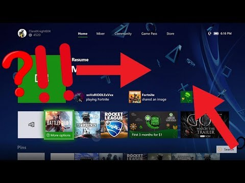 How To Change Your Xbox One Background 2019 Youtube