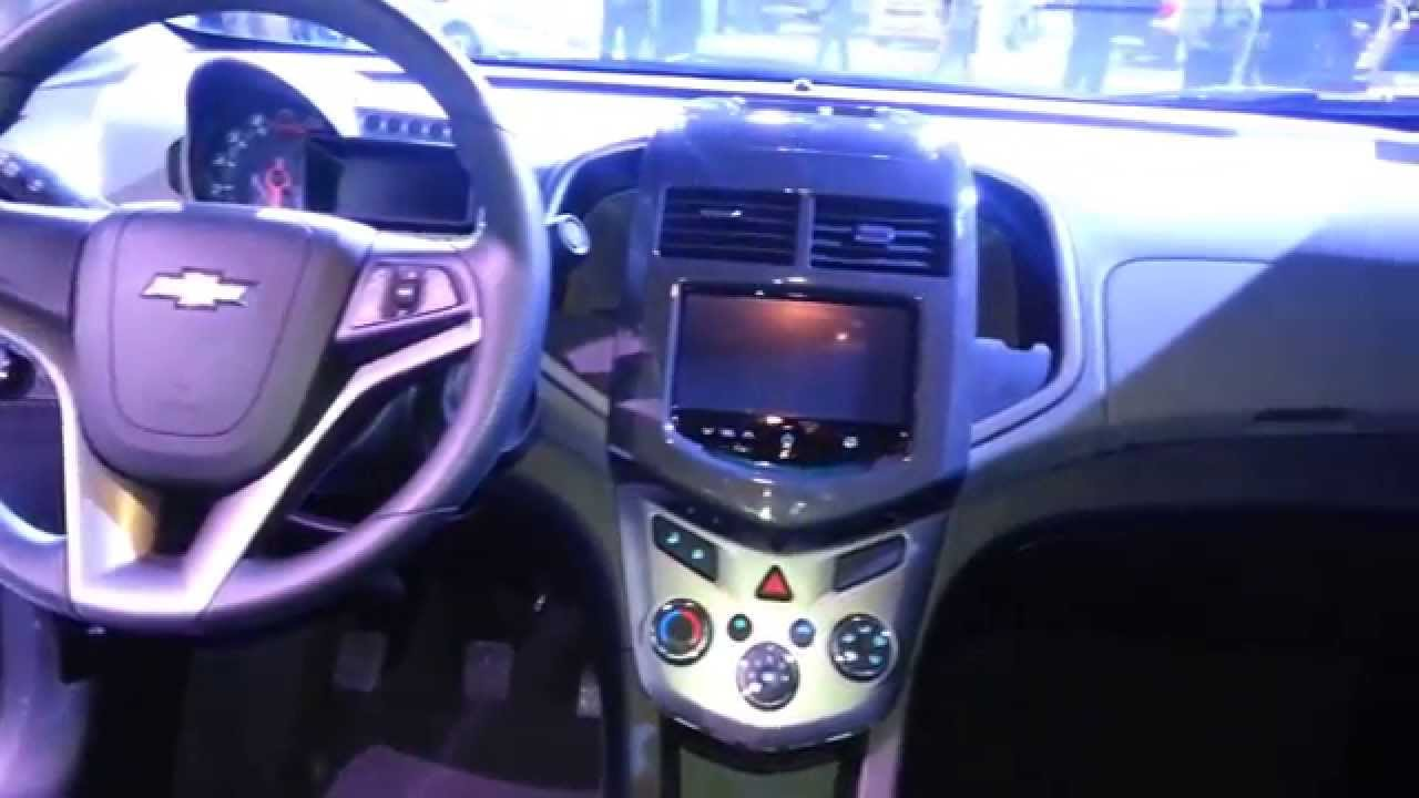Chevrolet Sonic 2015 Video Interior Colombia - YouTube