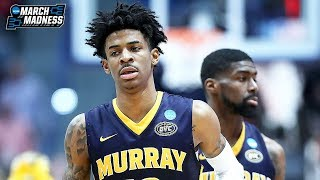 Murray State Racers vs Marquette Game Highlights - March 21, 2019 | 2019 NCAA March Madness