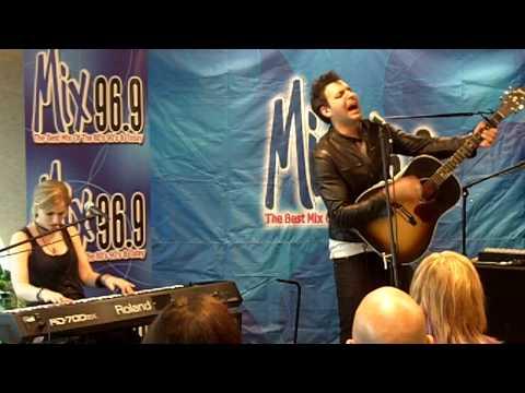 Ryan Star - Last Train Home - Mix 96.9 Unplugged