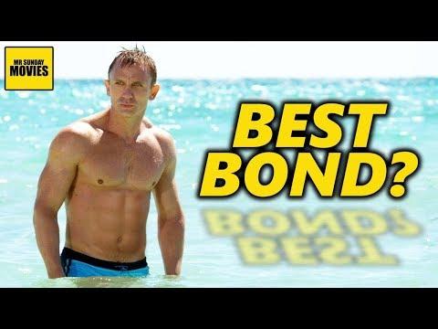 Is Daniel Craig The Best James Bond?