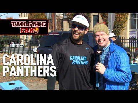 Tailgate Fan: Carolina Panthers