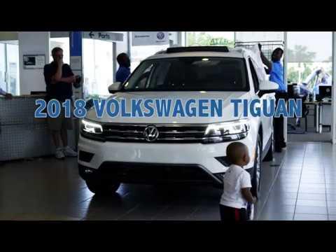 Flow VW of Greensboro - The 2018 Volkswagen Tiguan
