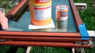 Renovácia drevených okien