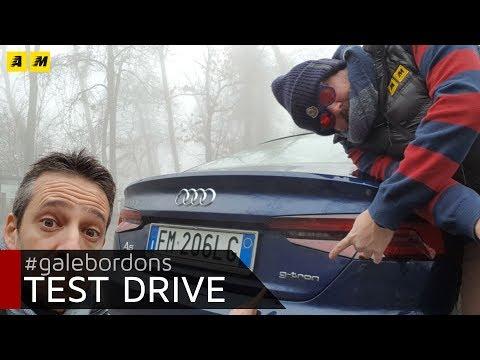 Audi A5 g-tron | Con il metano, 8 euro di risparmio per 100 km...