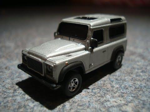 I won a Britpart 16gb Land Rover Defender memory stick.