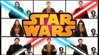 STAR WARS: DUEL OF THE FATES THEME ACAPELLA