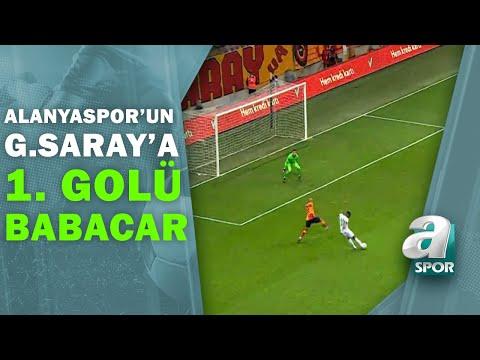 Alanyaspor'un 1. Golü