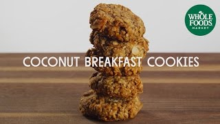 Coconut Breakfast Cookies | Special Diet Recipes | Whole Foods Market