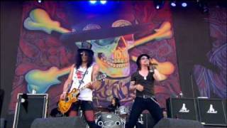 Glastonbury 2010 - Slash - Night Train HQ