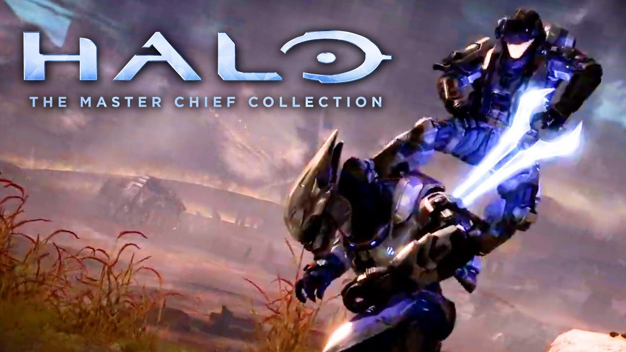 Halo Reach Official Master Chief Collection Launch Date Trailer X019