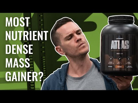 Legion Atlas Mass Gainer Review: Best Whole Food Based?