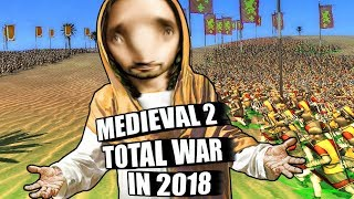 Medieval 2 In 2018 - Peasants In The Holy Land