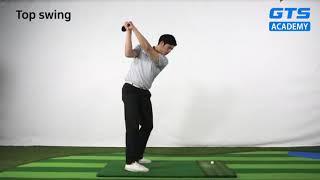 골프 스윙의 정석 | 우드 연습 스윙 영상 - 김윤기프…