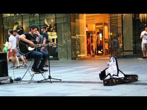 Jarne Aktun - In Your Atmosphere (John Mayer Cover)
