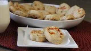 Dried Fruit & Nut Cookies