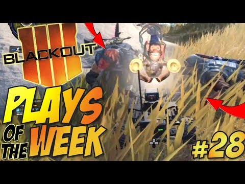 2000IQ Monkey Bomb RC-XD for the Blackout WIN - Call of Duty BLACKOUT Plays Of The Week #28 thumbnail