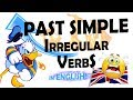 Past Simple Irregular Verbs | ENGLISH GRAMMAR VIDEOS