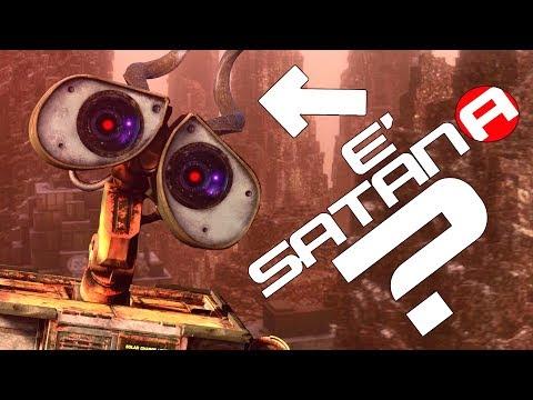 WALL-E è il CATTIVO?! – La DISTURBANTE TEORIA che SPIEGA WALL-E