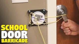 School Door Barricade Device | Barricade Box
