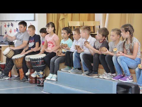 Итоговый интерактивный концерт в ГКУ «СРЦН города Березовского» (пос. Лосиный)