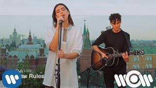 Dua Lipa - Moscow Rooftop Acoustic | Live Session