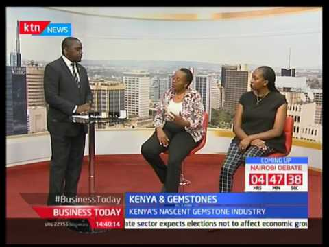 Business Today Interview: Kenya's gemstone industry