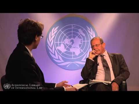 Entretien avec Alain Pellet - Conseil devant la CIJ