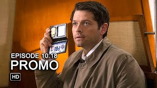 Supernatural 10x18 Promo - Book Of The Damned [HD]