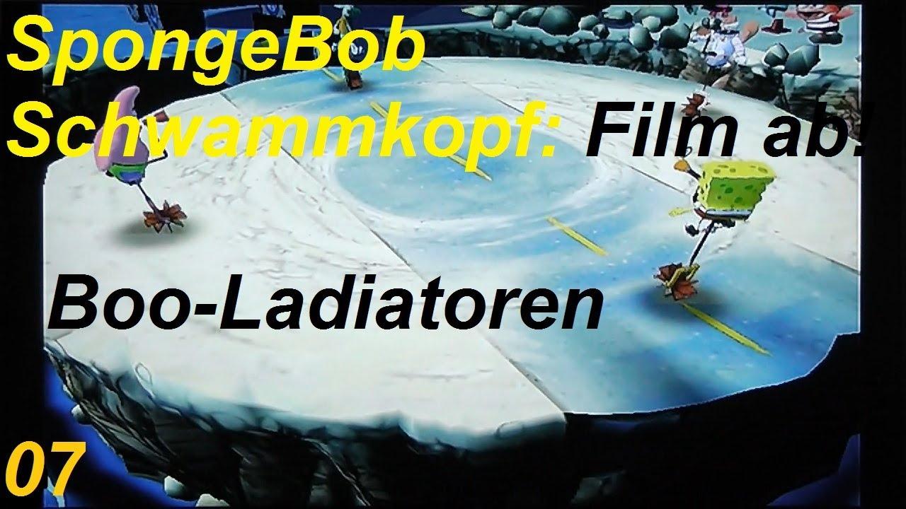 spongebob schwammkopf ganzer film deutsch