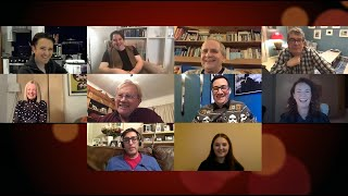 LOST AT CHRISTMAS | Virtual Panel with Cast & Crew
